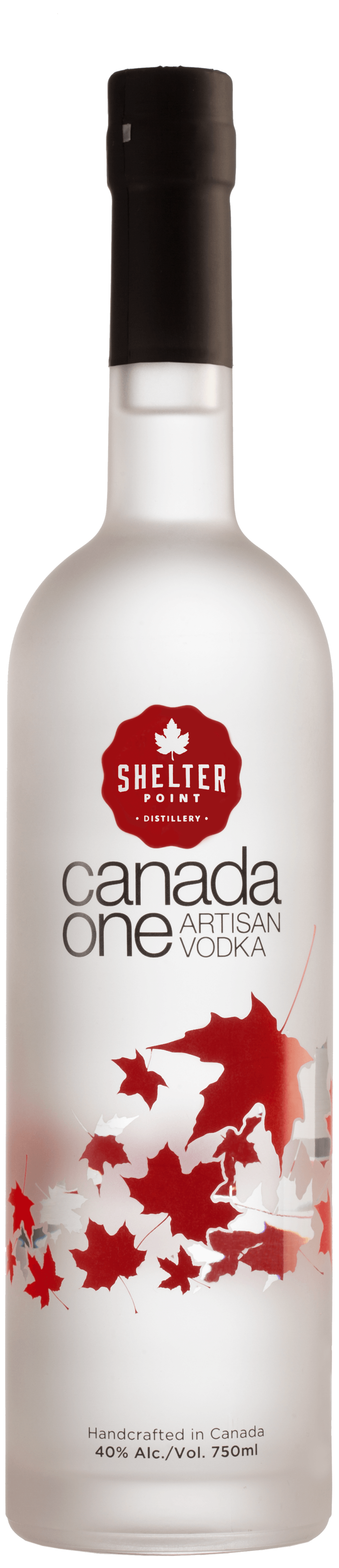 Shelter Point Canada One Artisan vodka