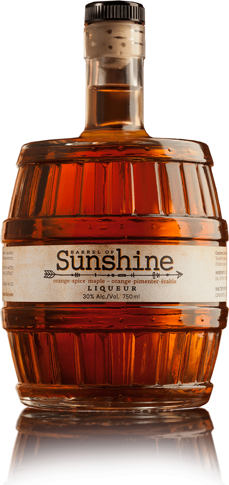 Shelter Point sunshine liqueur: an exceptional small-batch blend
